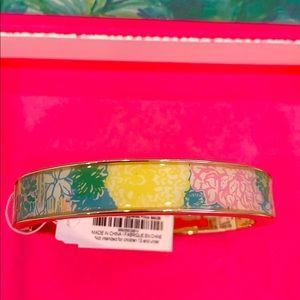 Lilly Pulitzer bangle bracelet